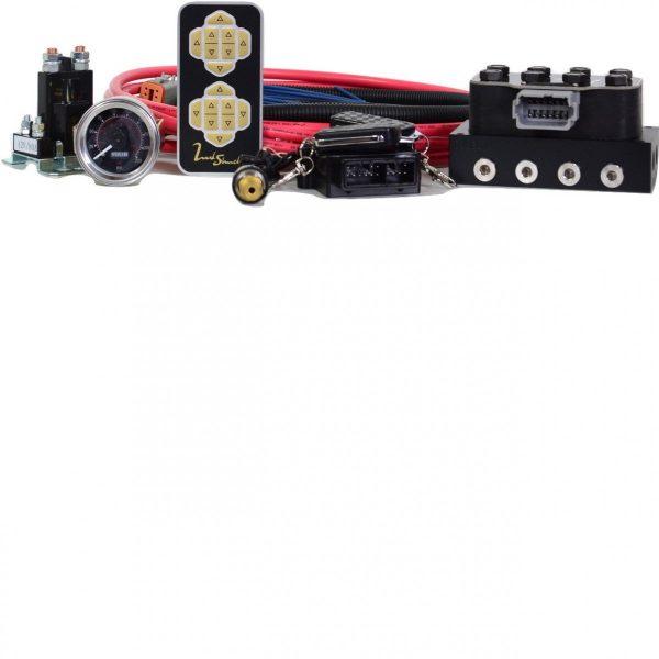 GTP suspension controller basic kit - airride