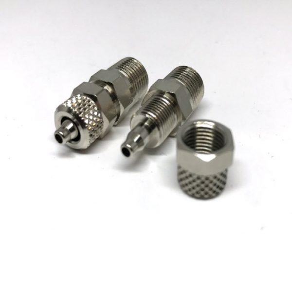 plug-in nipple 1/4 outside BSP – 8MM